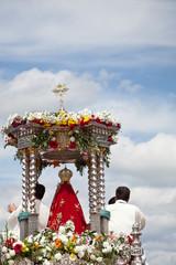 Procesión de la Virgen de la Cabeza