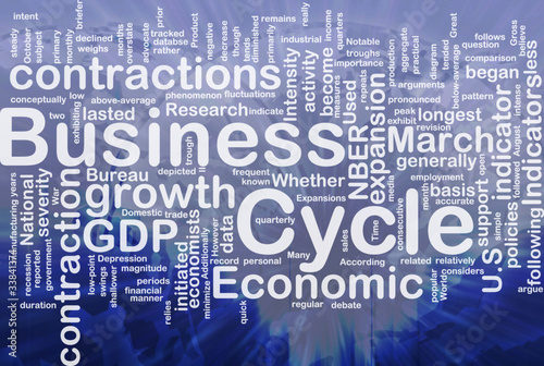 business cycles and concepts The concept of economic growth the purpose of this paper is to clarify certain issues which are prominent in discussions of the concept of economic growth.