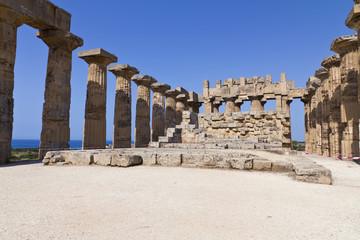 Tempio di Era - Area archeologica di Selinunte