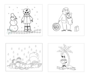 children's Pictures vector