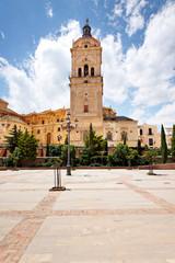 Kathedrale von Guadix in Spanien