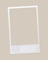 Polaroid beige