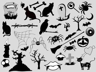 Horror Urban Tattoos Design Collection
