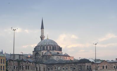 Rustem Pasa Mosque in Istanbul