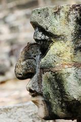 Copan Archeological Park in Honduras