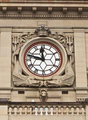 Clock - Detail of Sydney Customs House Building