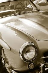 1960s classic car