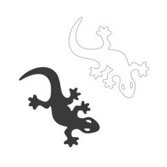 Eidchse Gecko