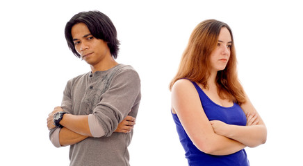 The Argument Between Couples