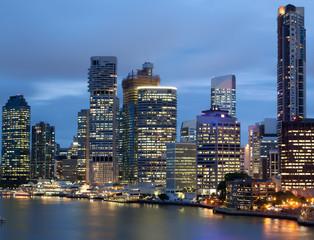 Brisbane waterfront