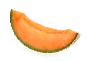 Meloneschnitz ohne Kernen