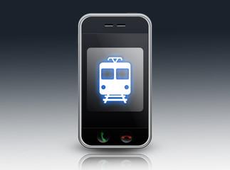 "Smartphone ""Train / Mass Transit"""
