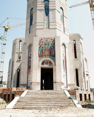 Cathedral of the Archangel Gabriel.