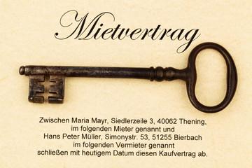 alter Schlüssel