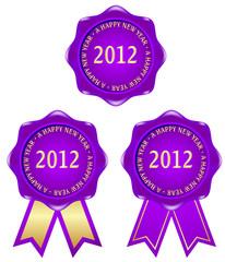 purple frame chiristmas