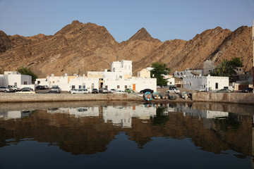 Muttrah - the old town of Muscat, Sultanate of Oman