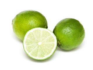 fresh juicy lime fruit