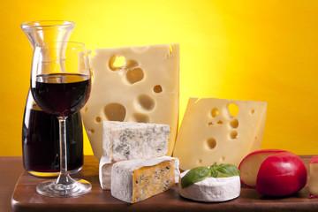 Delicious cheese composition