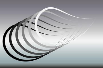 Logo Blattform grau