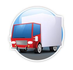 button truck lkw versand service lieferung lieferservice