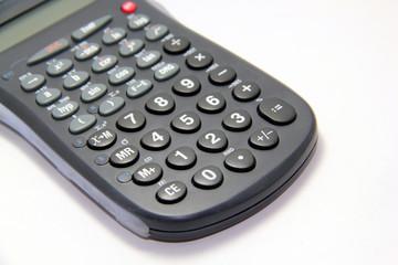 Scientific Calculator Close Up