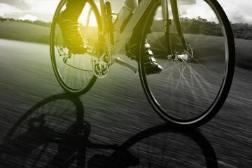 Wall Mural - Bike