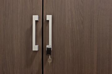 Aktenschrank mit Schlüssel © Matthias Buehner