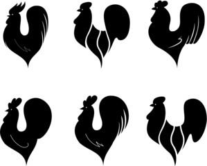 Set of cocks