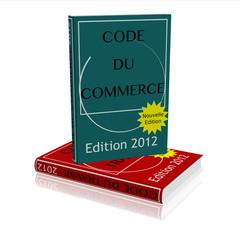 code du commerce et du travail