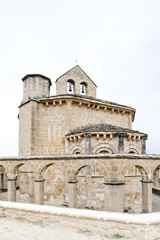 Church of Saint Mary of Eunate, Way of St.James, Spain