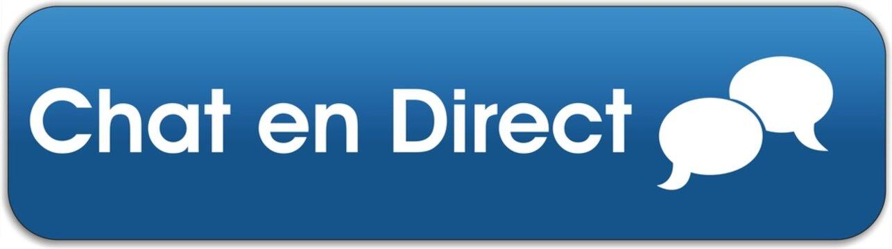 bouton chat en direct