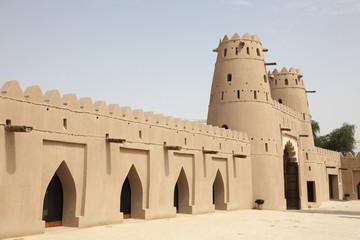 Ancient fort of Al Ain, Emirate Abu Dhabi, UAE