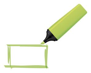 neon text marker