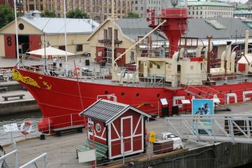 centre maritime Maritiman de Göteborg