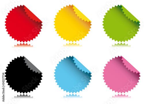 etiketten zum beschriften stockfotos und lizenzfreie vektoren auf bild 34227734. Black Bedroom Furniture Sets. Home Design Ideas
