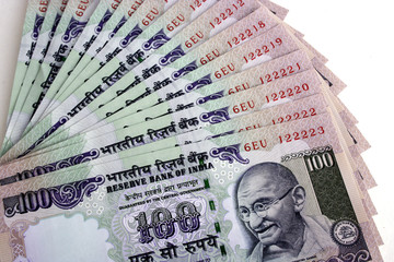 Indian currency notes
