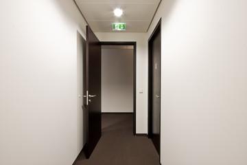 Ausgang  Exit Türen Fluchtweg