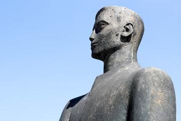 Stahlkocher-Denkmal