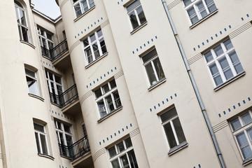 building in lodz poland