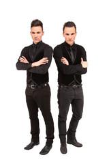 Männliche Zwillinge
