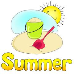Cute summer