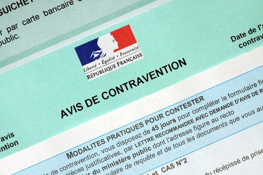 contravention,amende,code,route,vitesse,gendarmerie