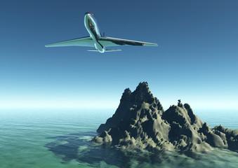 Aereo mare vacanze viaggi