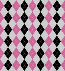 argyle patterned background