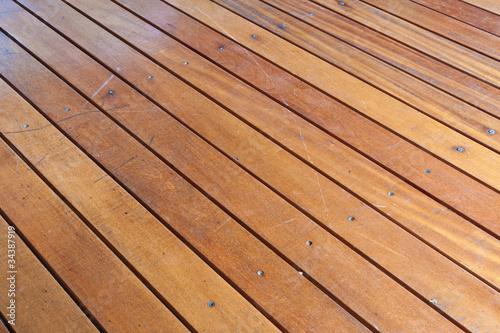 Lames de terrasse bois massif photo libre de droits sur la banqu - Achat lame terrasse bois ...