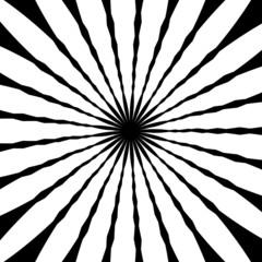 Wall Murals Psychedelic Phantom Rings Illusion