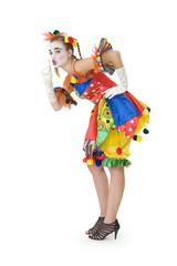 Déguisement de clown - fille