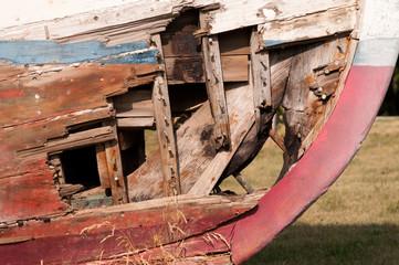 Acrylic Prints Shipwreck Ship wrecked boat