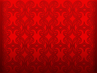 red vintage texture