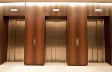Aufzüge geschlossen Lift